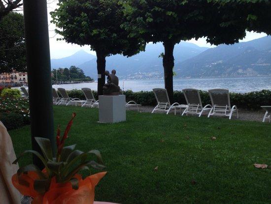 Grand Hotel Menaggio: View from the restuarant