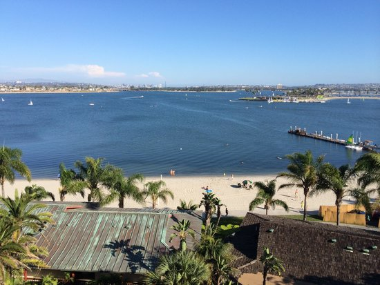 Catamaran Resort Hotel and Spa: it's a view