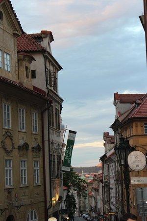 Nerudova Street: ****