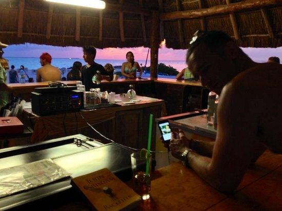 Playa Norte: Engaging in my DJ hobby at CHUCHOS. Facebook.com/djhans242