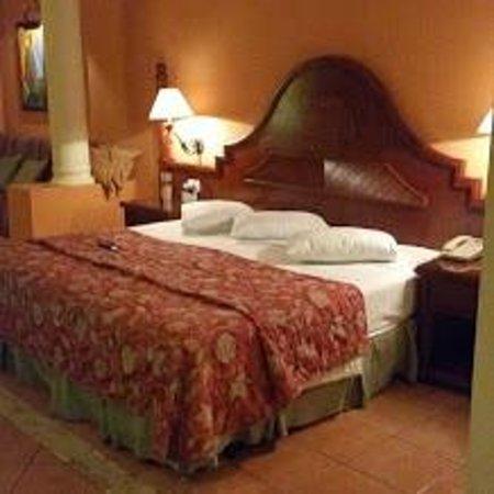 Grand Bahia Principe Turquesa: Le lit