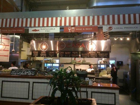 C Casa Restaurant Napa Ca