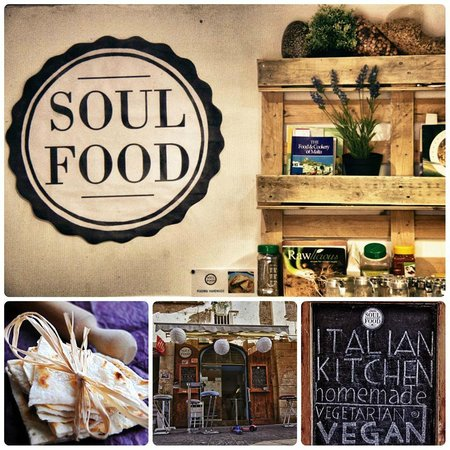 Soul Food Vegan & Vegetarian Restaurant