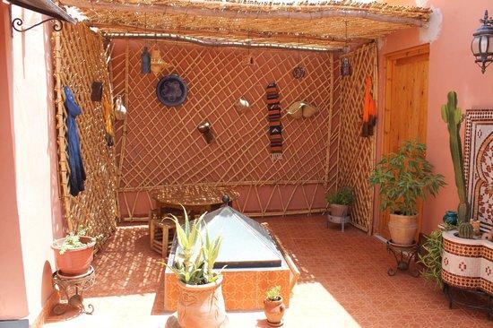 Dar El Nath : terrazza