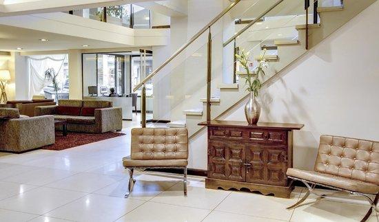 Hotel Crans Montana: Lobby