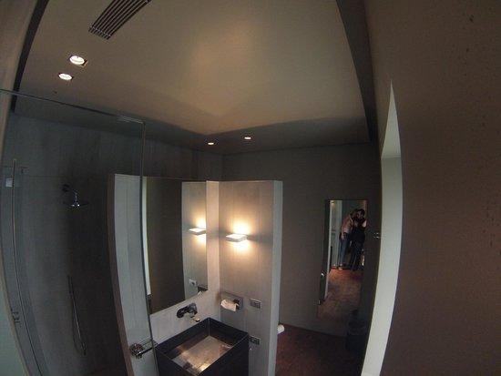 Palazzo Segreti: Magnifique coin lavabo