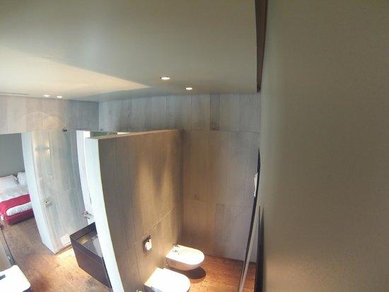 Palazzo Segreti: WC et bidet