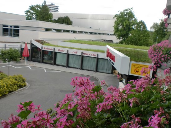 Ramada Nuernberg Parkhotel: Vistas desde la habitación