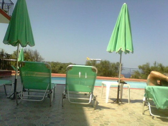 Studios Paradise - Svoronata Cephalonia: pool