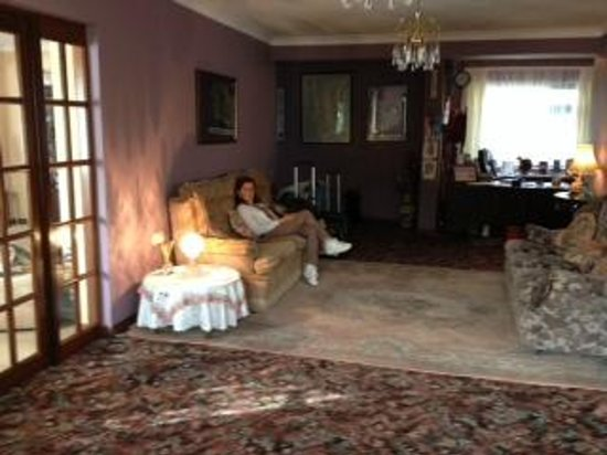 Station House Hotel Letterkenny: RECEPTION