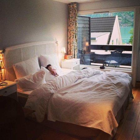 Torvis Hotel: Room