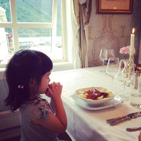 Torvis Hotel: Dining