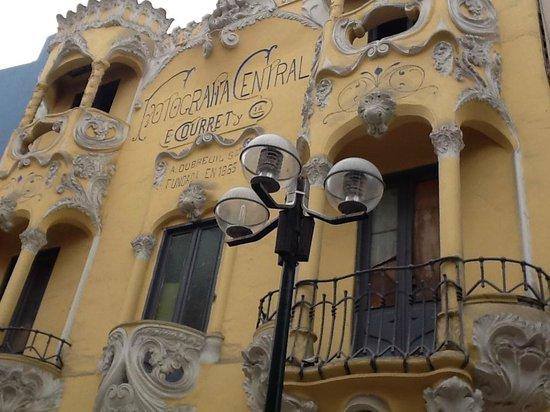 Centro histórico de Lima: centro historico de Lima infinidad de Edificios historicos