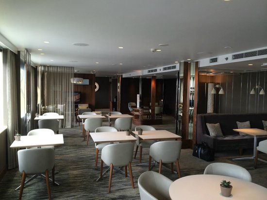 The Westin Warsaw : Executive Lounge