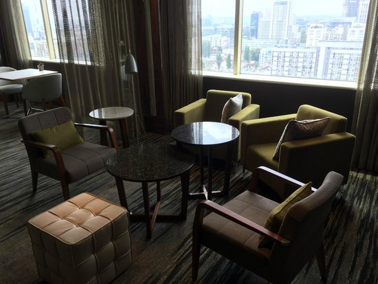 The Westin Warsaw: Executive Lounge