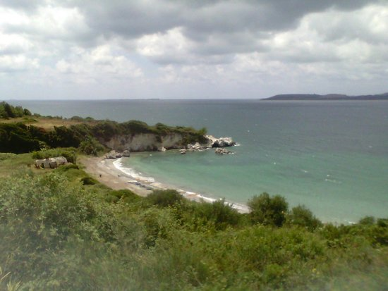 Studios Paradise - Svoronata Cephalonia: a beach