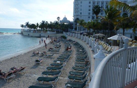 Hotel Riu Palace Las Americas: beach area