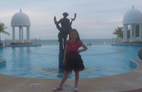 Hotel Riu Palace Las Americas: hotel pool