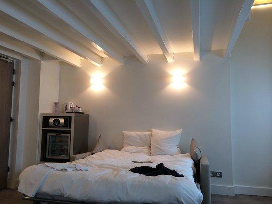 Novotel SPA Rennes Centre Gare : Bedroom