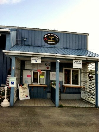 Quoddy Bay Lobster: How's this for the quintessential New England fish shack?!