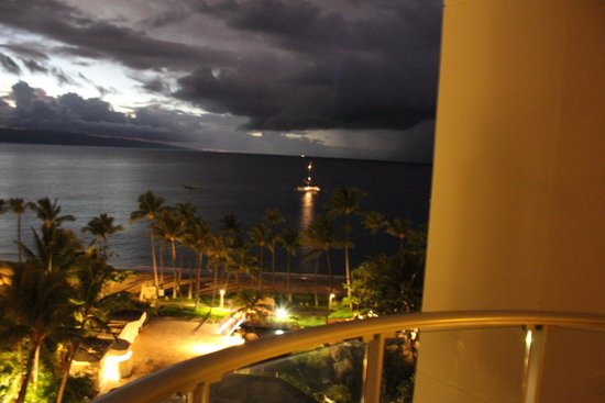 Westin Maui Resort And Spa: Lovely beach view