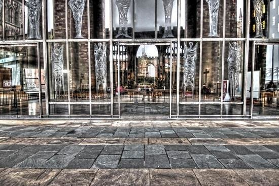 Coventry Cathedral: Let there be Angels