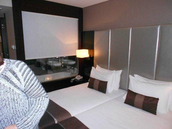 Turim Av Liberdade Hotel: Quarto