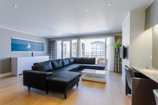 Nelson's Hotel : appartement suite
