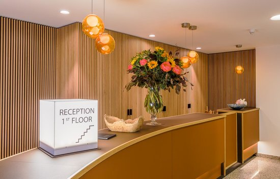 Nelson's Hotel : reception