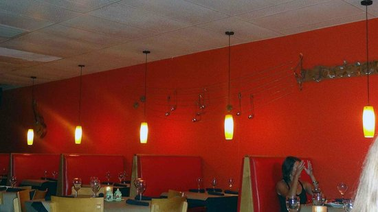 Jackie's on Corey Bistro & Catering: Decor