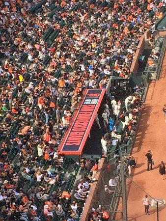 AT&T Park : Ballpark