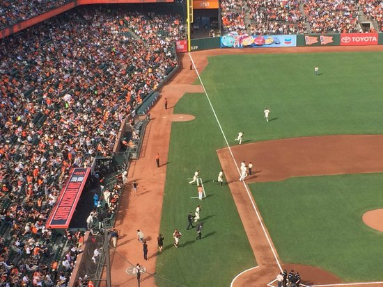 AT&T Park: Ballpark