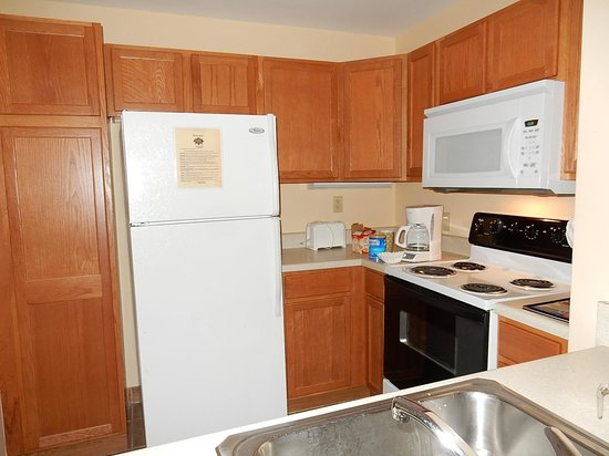 Resort at Governor's Crossing : Kitchenette