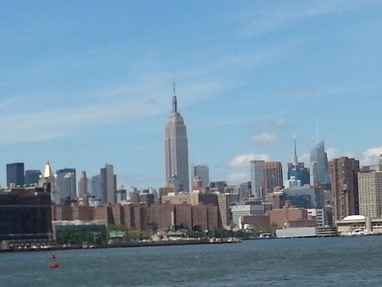 Real New York Tours: Manhatten skyline