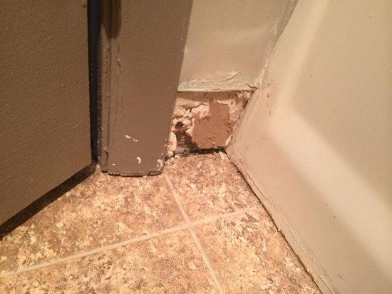Sea Esta Motels III: Bathroom Wall