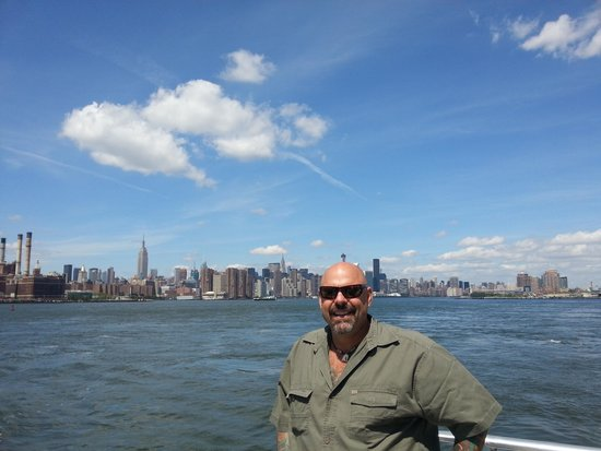 Real New York Tours: me in NYC