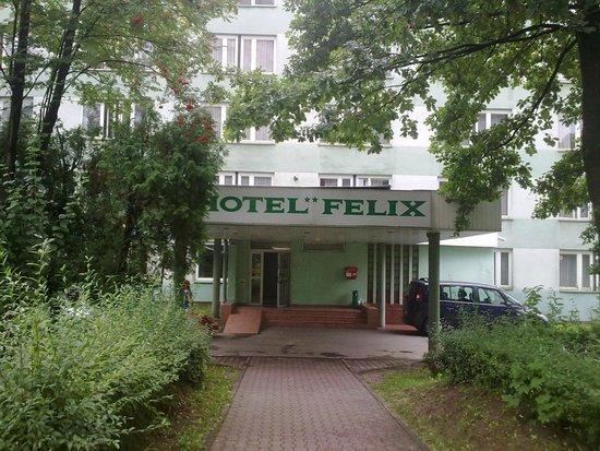 Felix Hotel : Entrance
