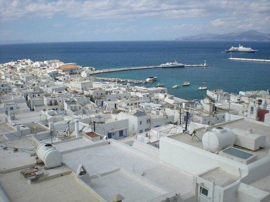 Rania Apartments: View on Rania