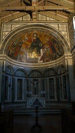 Basilica San Miniato al Monte: étage
