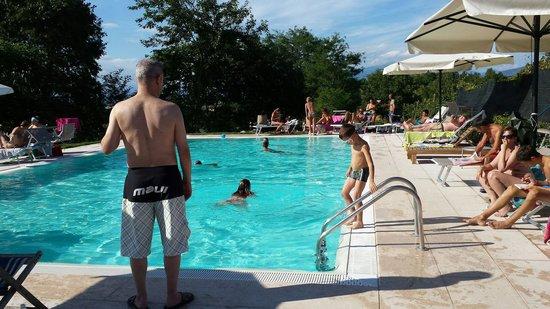 Agriturismo Ca' Vecia: La piscina