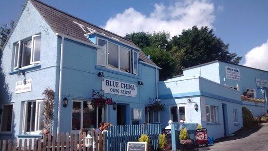 The Blue China Tea Rooms: China Cafe