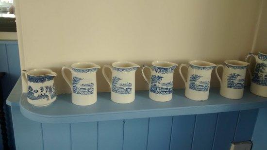 The Blue China Tea Rooms: China Potery