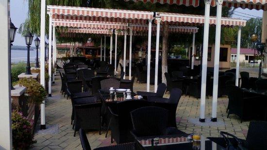 Chiciu, Rumunia: The Baden restaurant