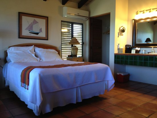 Hacienda Tamarindo: our room