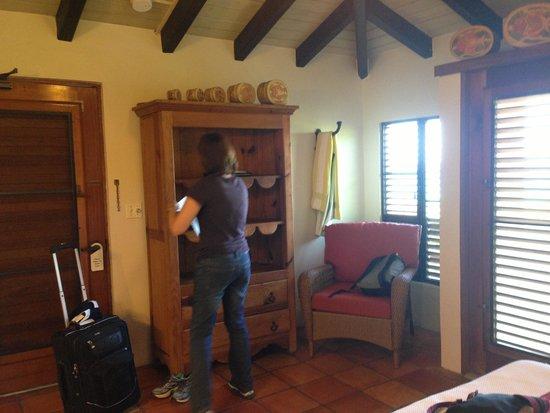 Hacienda Tamarindo : our room