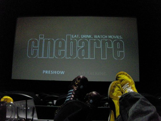 ‪Cinebarre - Thornton‬