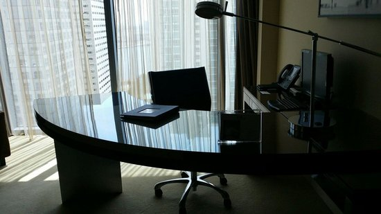 JW Marriott Marquis Miami: Our room in the 23 floor