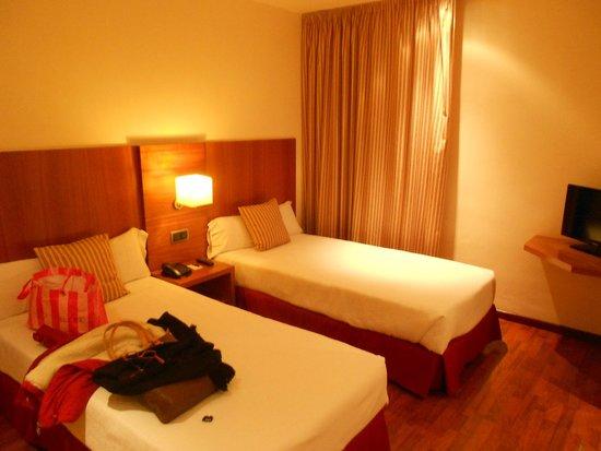 Hotel Aranea: Quarto