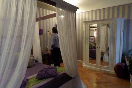 AD Place Venice: Habitacion