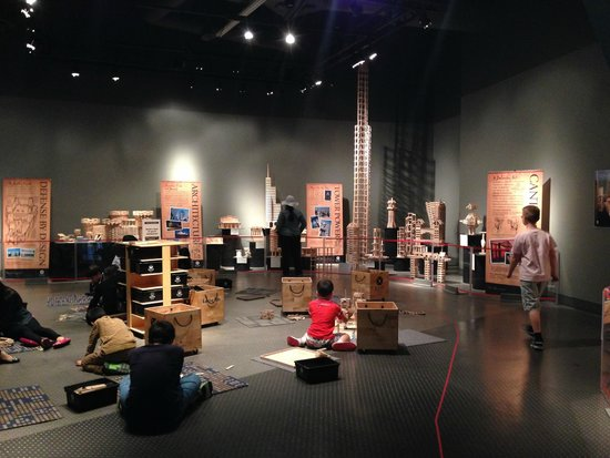 Oregon Museum of Science and Industry: An Exhibit for All Ages